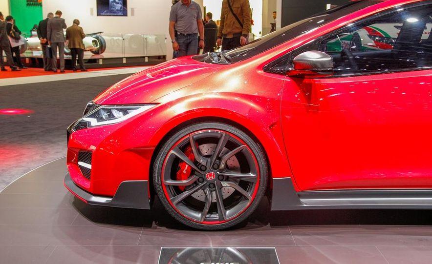 Honda Civic Type R concept - Slide 29