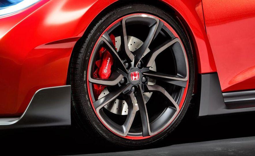Honda Civic Type R concept - Slide 7