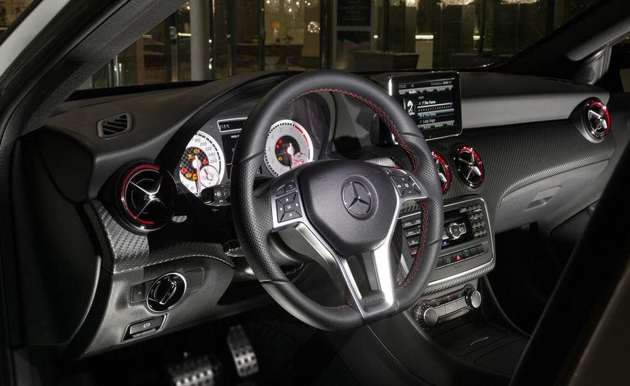 2013 Mercedes-Benz A200 - Slide 11