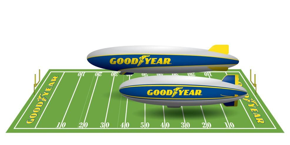 This Is Not a Blimp! Goodyear's All-New Airship Is Actually a Zeppelin, and Actually Awesome