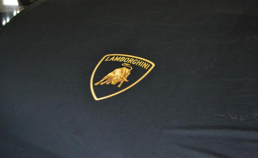 Lamborghini Gallardo police car - Slide 22