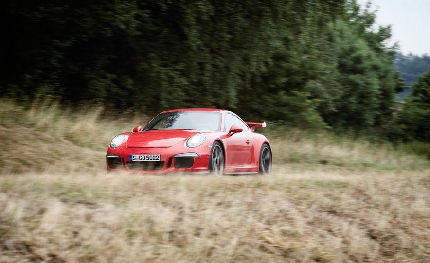 2014 Porsche 911 GT3 - Slide 2