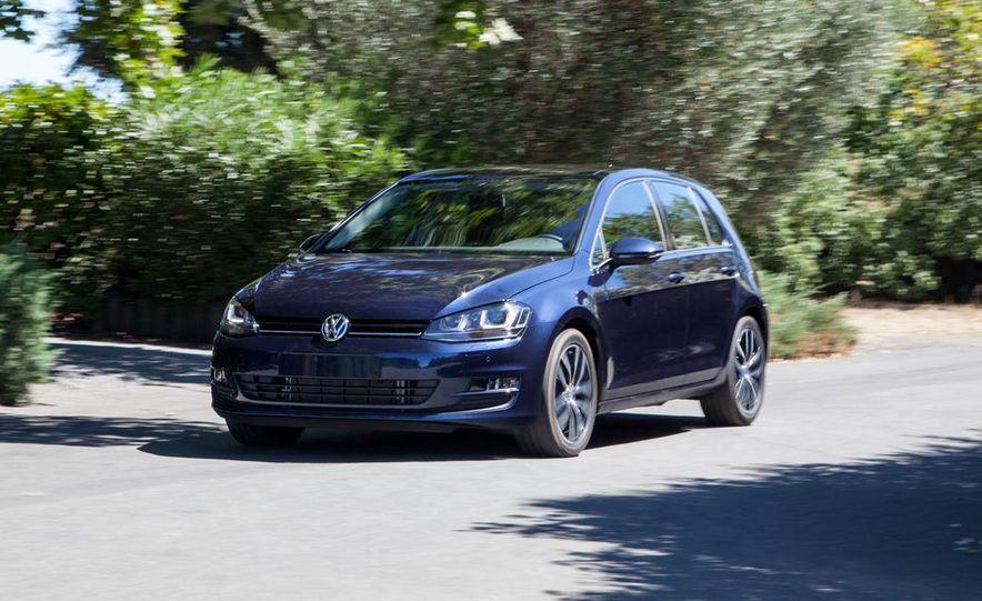 2015 Volkswagen Golf TDI - Slide 1