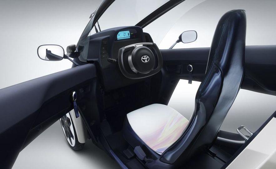 Toyota i-ROAD concept - Slide 12