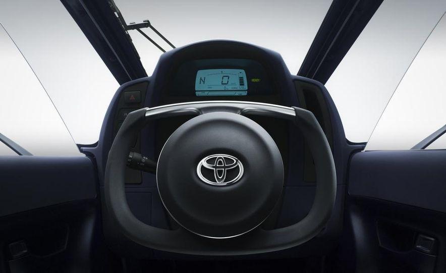 Toyota i-ROAD concept - Slide 13