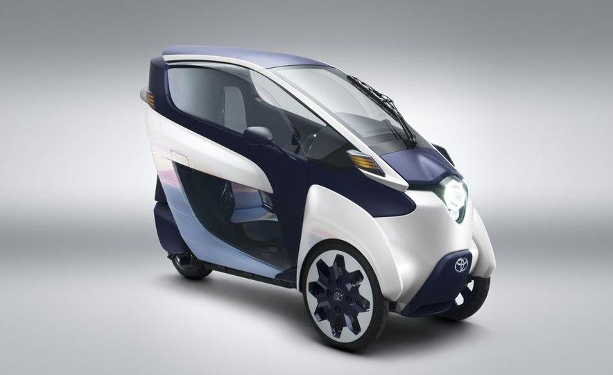 Toyota i-ROAD concept - Slide 6