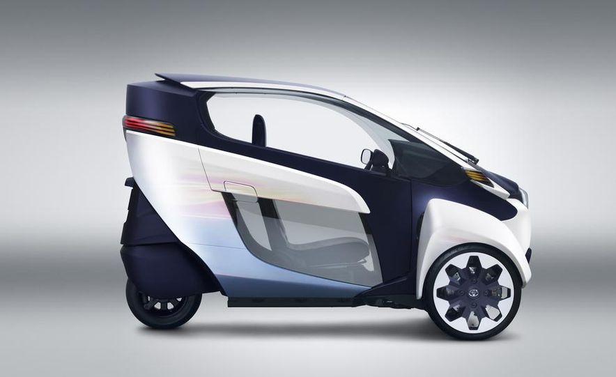 Toyota i-ROAD concept - Slide 7