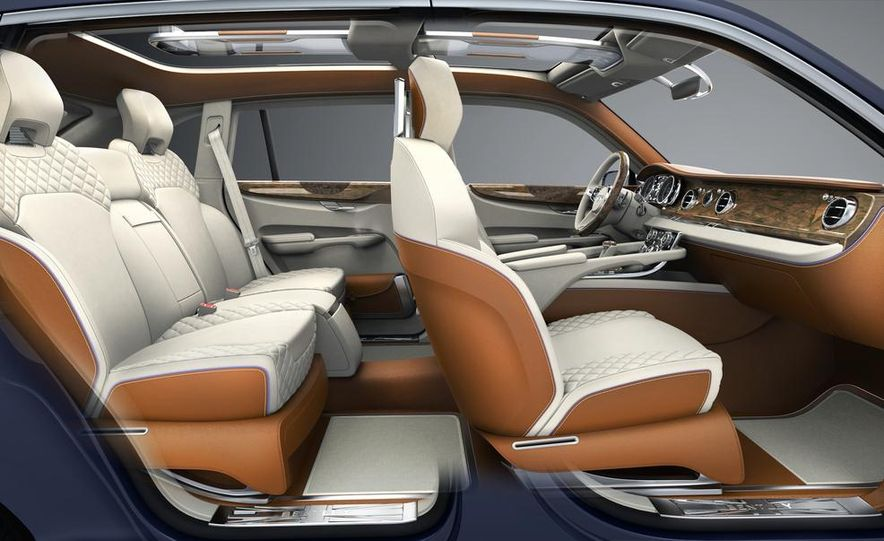 Bentley EXP 9 F SUV concept - Slide 5