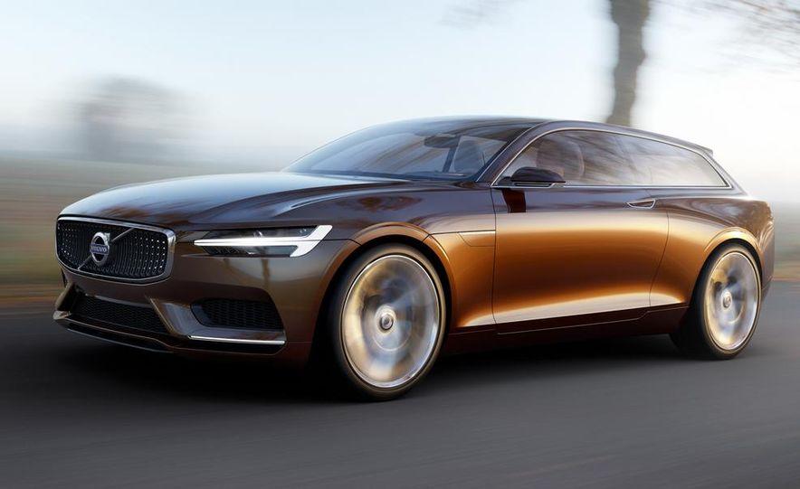 Volvo Concept Estate - Slide 1