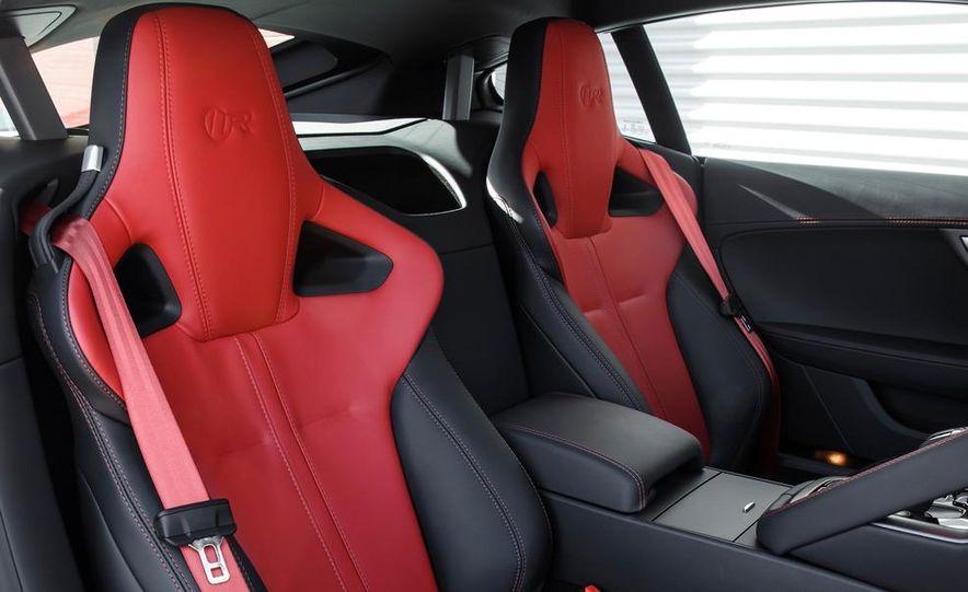 2015 Jaguar F-Type R coupe - Slide 43
