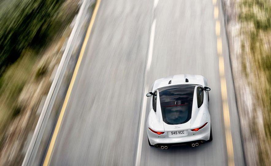 2015 Jaguar F-Type R coupe - Slide 7