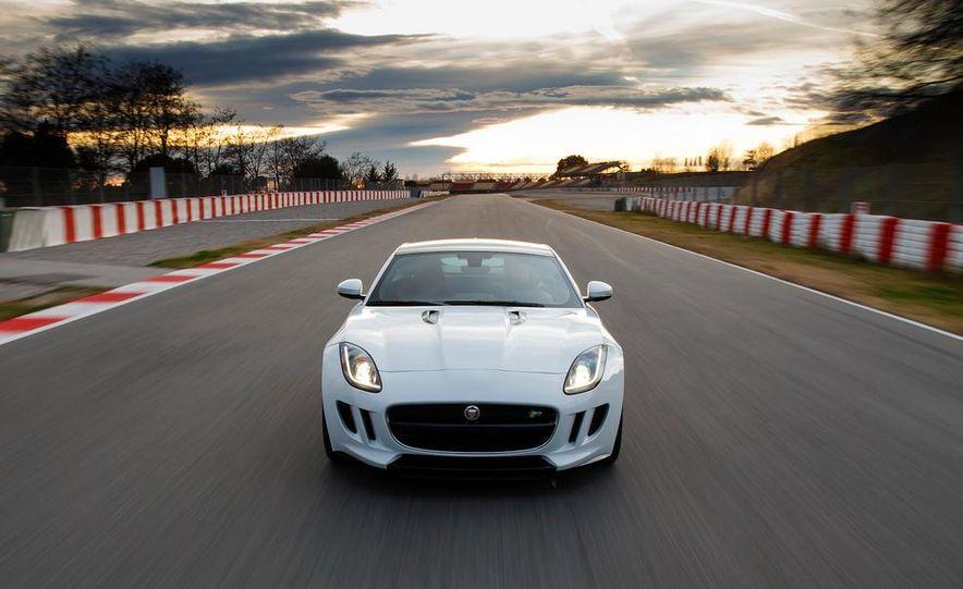 2015 Jaguar F-Type R coupe - Slide 22