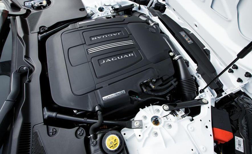 2015 Jaguar F-Type R coupe - Slide 49