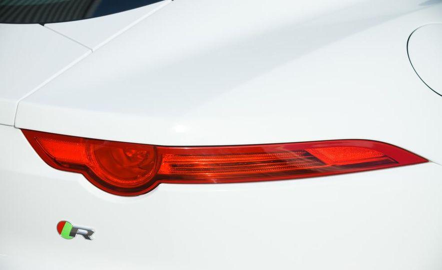 2015 Jaguar F-Type R coupe - Slide 39