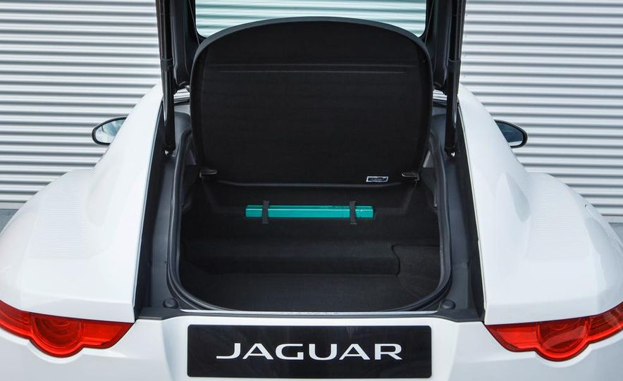 2015 Jaguar F-Type R coupe - Slide 35