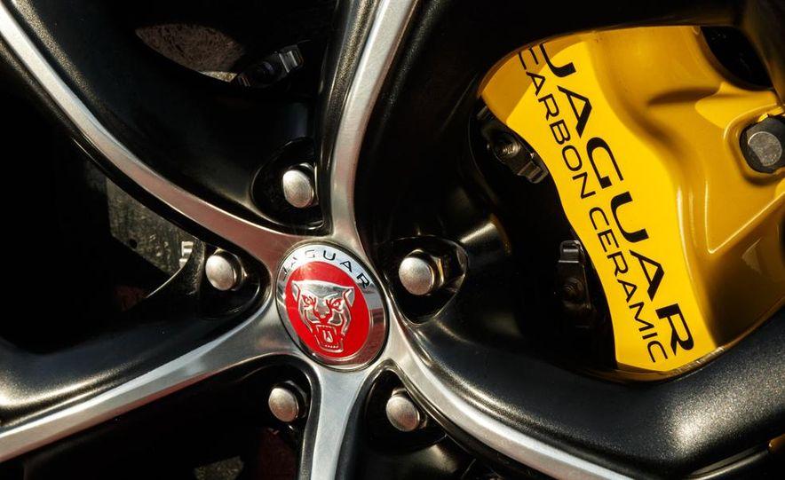 2015 Jaguar F-Type R coupe - Slide 41