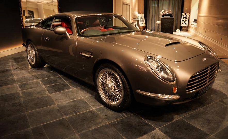 David Brown Automotive's Speedback GT - Slide 1