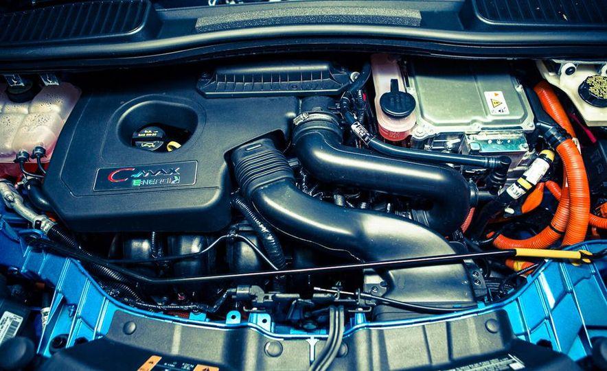 2013 Ford C-Max Energi Plug-In Hybrid - Slide 30