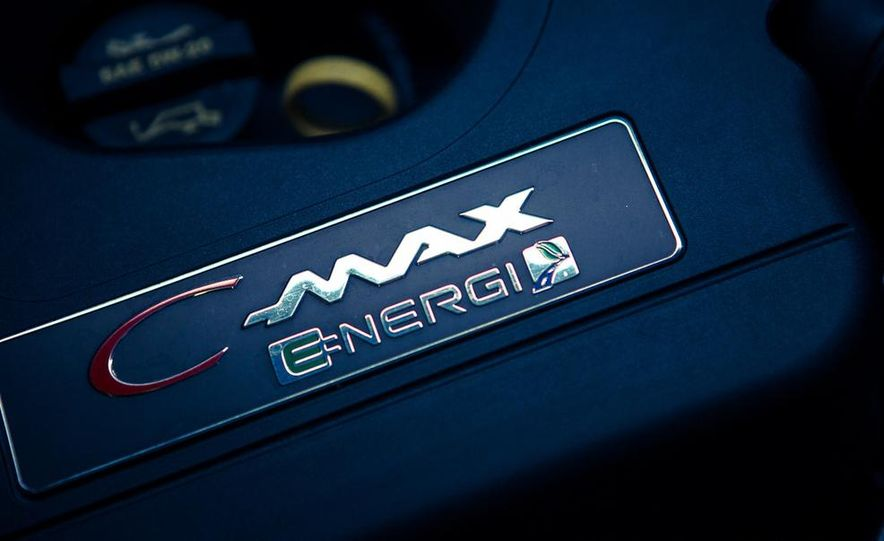 2013 Ford C-Max Energi Plug-In Hybrid - Slide 31