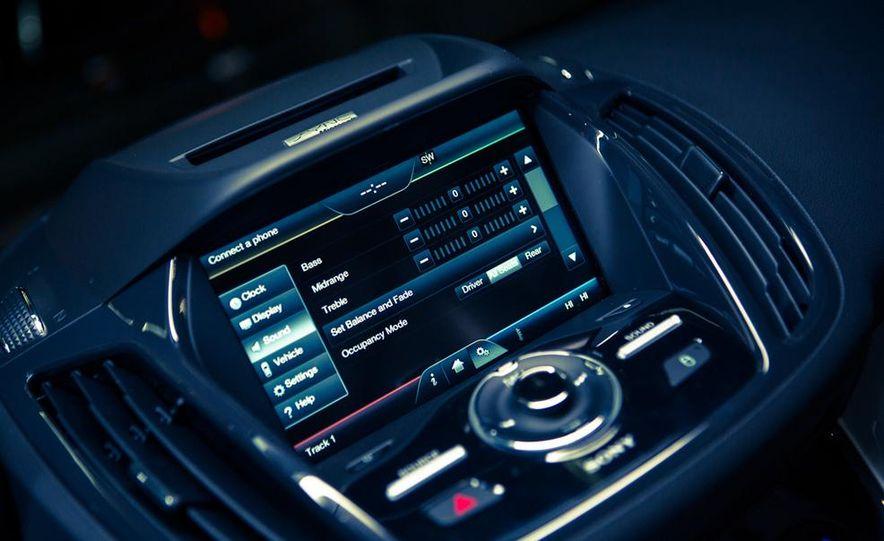 2013 Ford C-Max Energi Plug-In Hybrid - Slide 27