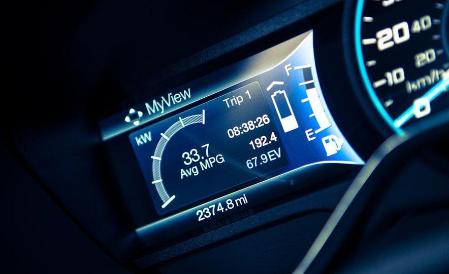 2013 Ford C-Max Energi Plug-In Hybrid - Slide 25