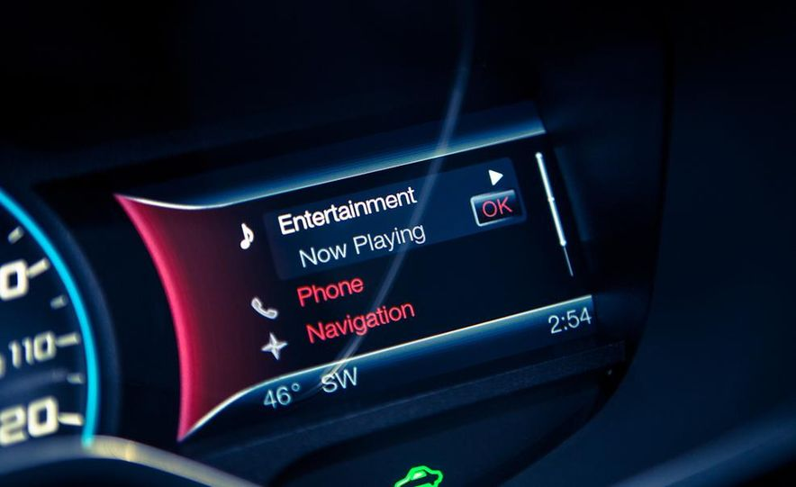 2013 Ford C-Max Energi Plug-In Hybrid - Slide 26
