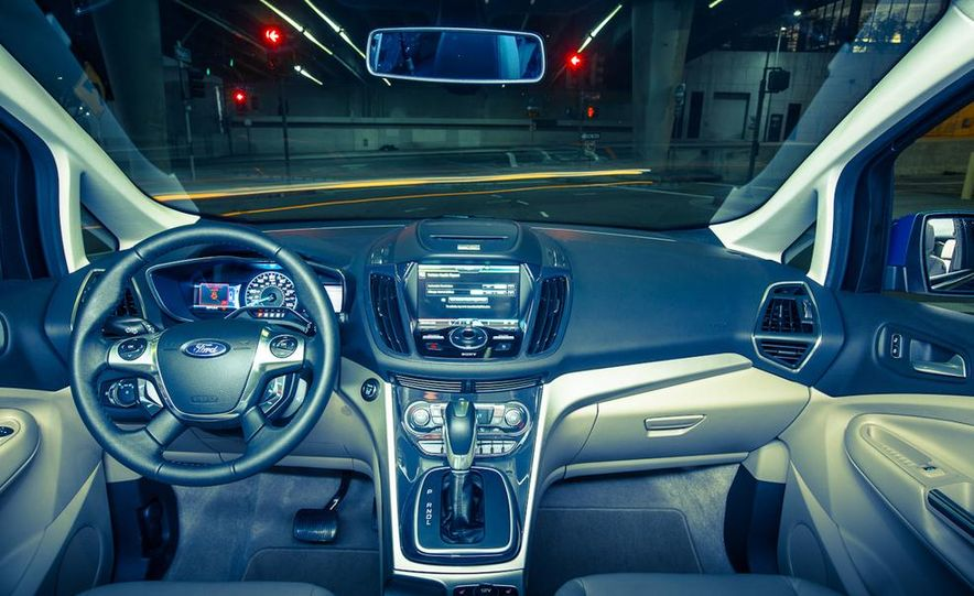 2013 Ford C-Max Energi Plug-In Hybrid - Slide 22