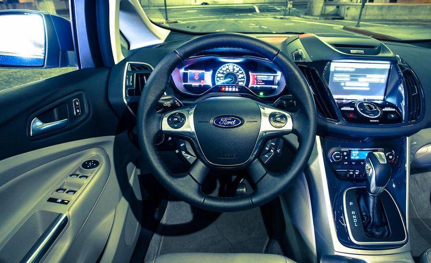 2013 Ford C-Max Energi Plug-In Hybrid - Slide 23