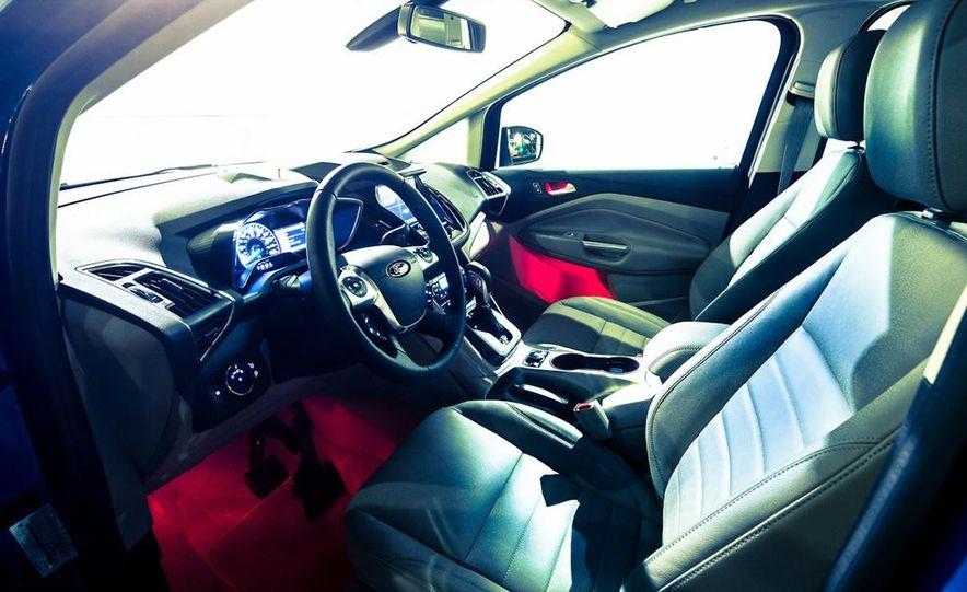 2013 Ford C-Max Energi Plug-In Hybrid - Slide 24