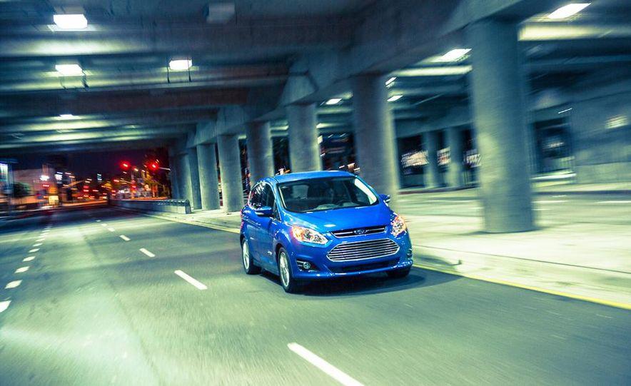 2013 Ford C-Max Energi Plug-In Hybrid - Slide 2