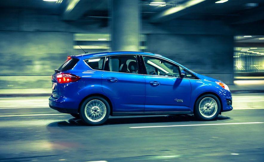 2013 Ford C-Max Energi Plug-In Hybrid - Slide 7