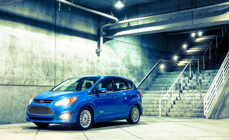 2013 Ford C-Max Energi Plug-In Hybrid - Slide 12