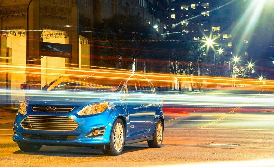 2013 Ford C-Max Energi Plug-In Hybrid - Slide 15