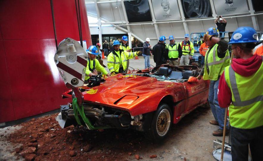 """2009 Chevrolet Corvette """"1.5 millionth Corvette"""" - Slide 63"""