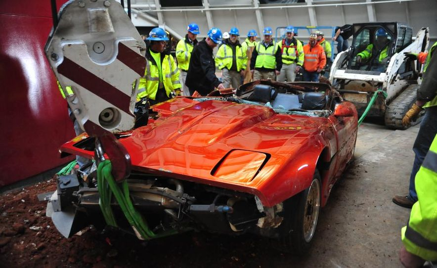 """2009 Chevrolet Corvette """"1.5 millionth Corvette"""" - Slide 64"""