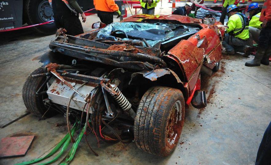 """2009 Chevrolet Corvette """"1.5 millionth Corvette"""" - Slide 67"""