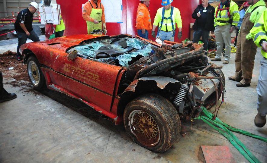 """2009 Chevrolet Corvette """"1.5 millionth Corvette"""" - Slide 68"""