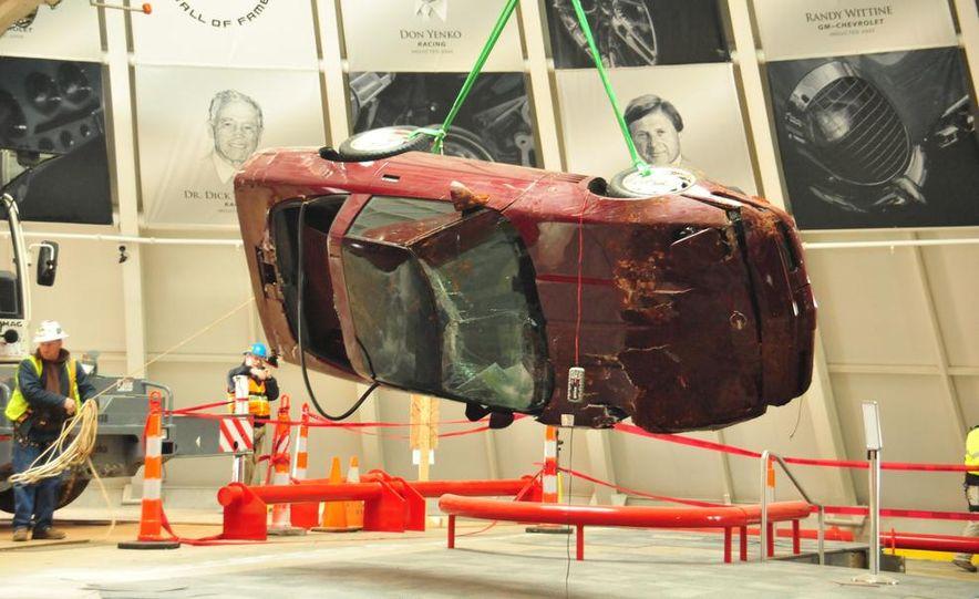 """2009 Chevrolet Corvette """"1.5 millionth Corvette"""" - Slide 26"""