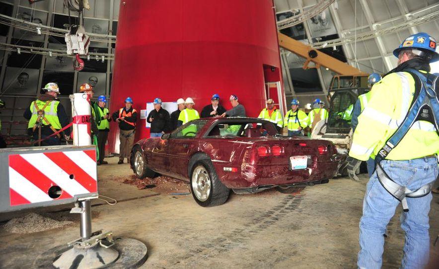"""2009 Chevrolet Corvette """"1.5 millionth Corvette"""" - Slide 34"""