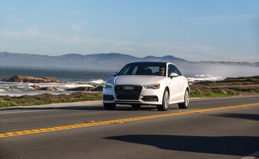 2015 Audi A3 2.0T Quattro - Slide 1