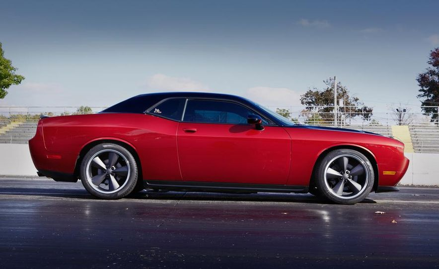 2014 Dodge Challenger R/T with Scat package and 2014 Dodge Charger R/T with Scat package - Slide 14