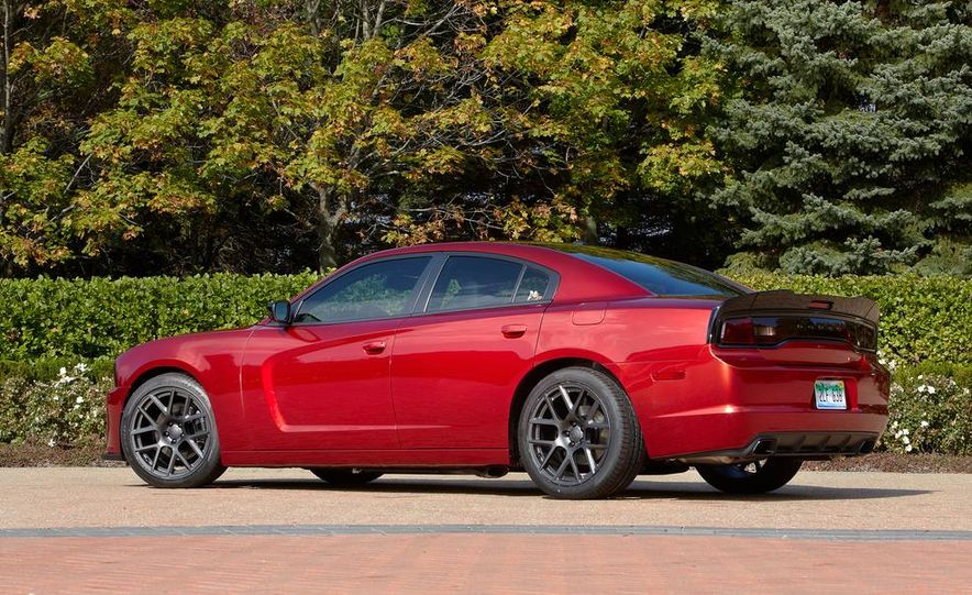 2014 Dodge Challenger R/T with Scat package and 2014 Dodge Charger R/T with Scat package - Slide 4