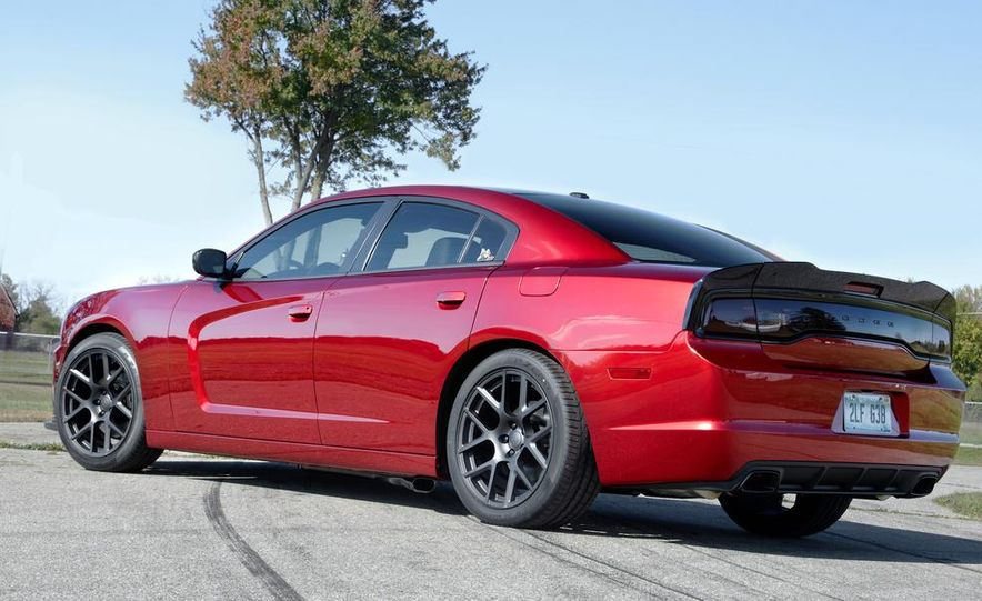 2014 Dodge Challenger R/T with Scat package and 2014 Dodge Charger R/T with Scat package - Slide 5