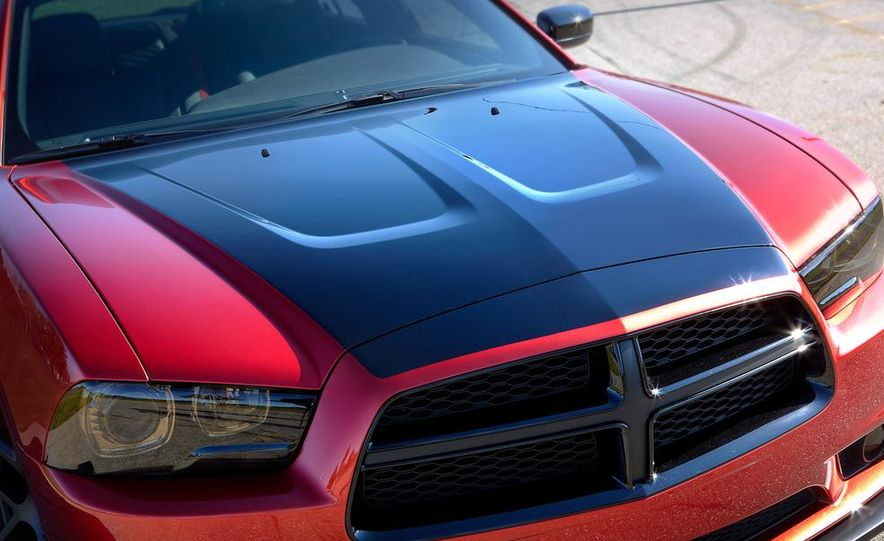 2014 Dodge Challenger R/T with Scat package and 2014 Dodge Charger R/T with Scat package - Slide 6