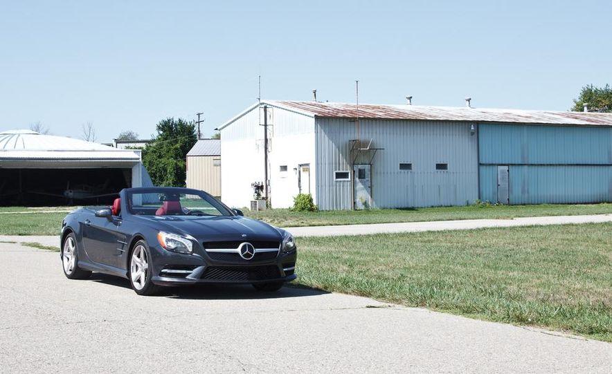Mercedes-Benz SL400 - Slide 6