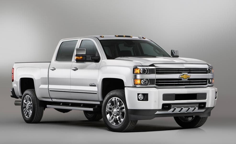 2015 Chevrolet Silverado 2500hd High Country Pictures Photo