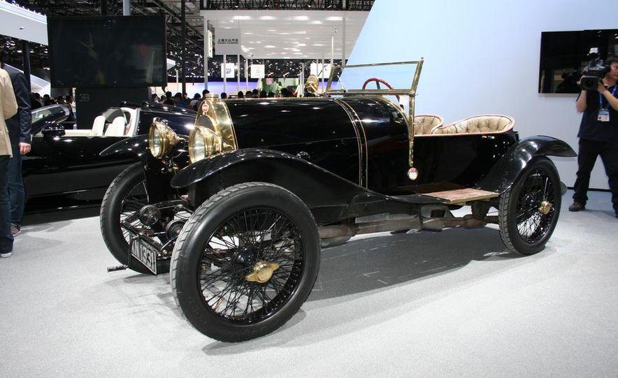 Bugatti Veyron Black Bess Legends Edition - Slide 6