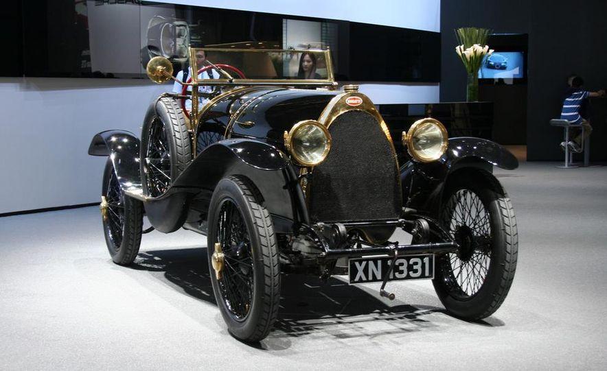 Bugatti Veyron Black Bess Legends Edition - Slide 8