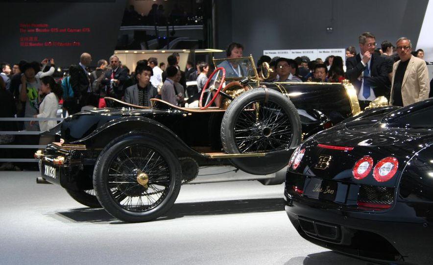 Bugatti Veyron Black Bess Legends Edition - Slide 11