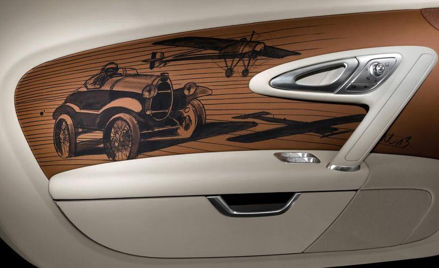 Bugatti Veyron Black Bess Legends Edition - Slide 23